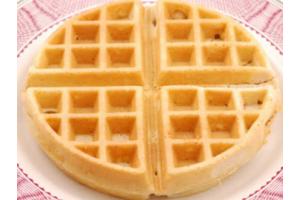 Belgian Waffle Premix Salted Plain