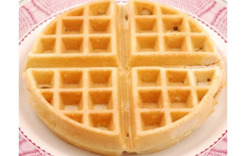 Belgian Waffle Premix Plain 800g