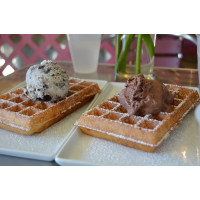 Belgian Waffle Mix Cookie N Cream 4000g