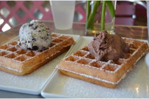 Belgian Waffle Premix Cookie N Cream 4000g