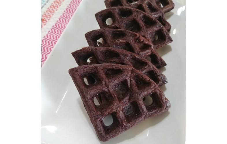 Belgian Waffle Mix Chocolate Almond 800g