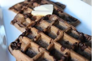 Belgian Waffle Premix Chocolate Hazelnut 4000g