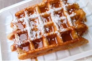 Belgian Waffle Premix Caramel Crunch 4000g