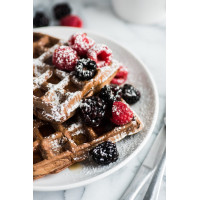 Belgian Waffle Mix Chocolate Coconut 4000g