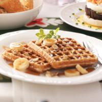 Belgian Waffle Mix Hazelnut 4000g
