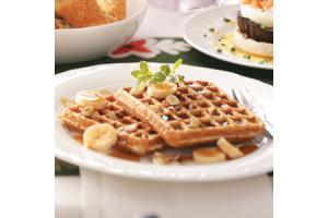 Belgian Waffle Premix Hazelnut 4000g