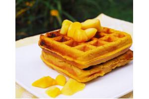 Belgian Waffle Premix Mango 4000g