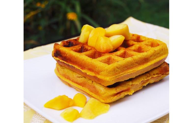 Belgian Waffle Mix Mango 800g