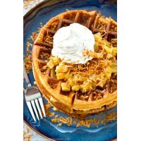 Belgian Waffle Mix Pina Colada 4000g