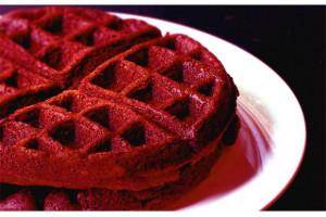Belgian Waffle Premix Red velvet 4000g