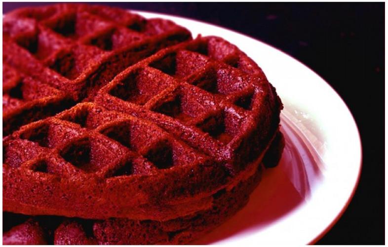 Belgian Waffle Premix Red velvet 400g