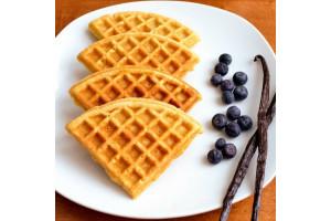 Belgian Waffle Premix Vanilla 4000g