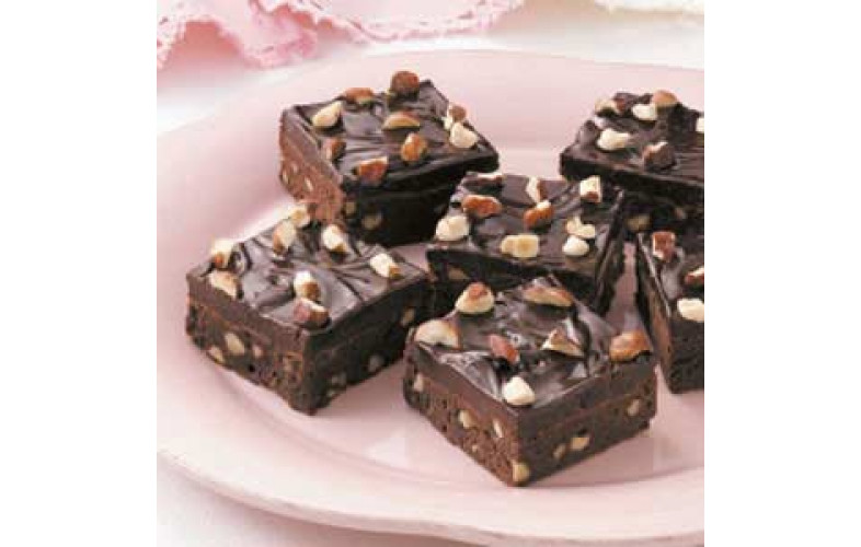 Brownie Premix Chocolate Hazelnut - 800g