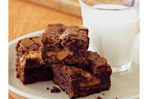 Brownie Premix Caramel Crunch - 4000g