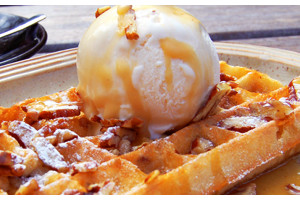 Belgian Waffle Premix Butterscotch 4000g