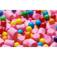 Ice Cream Premix Bubblegum Red - 400G