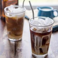 Cold Coffee Premix Rum - 400G
