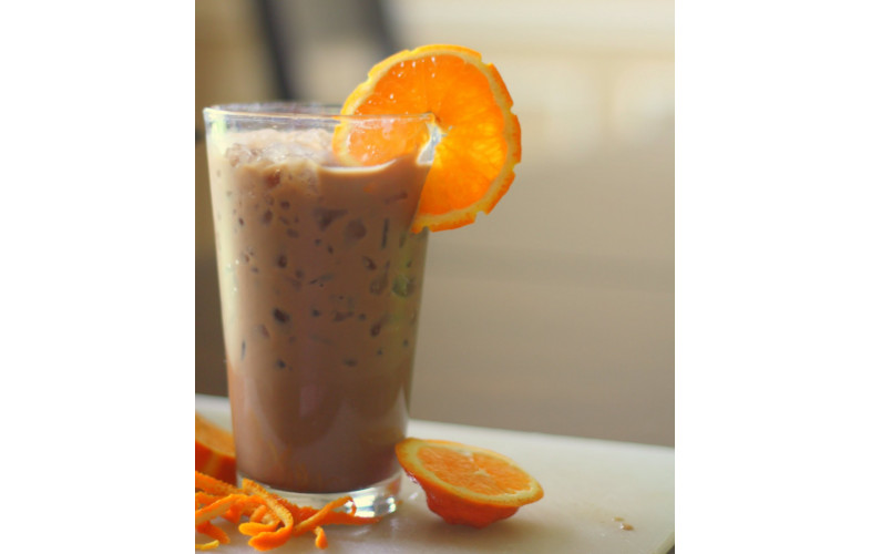 Cold Coffee Premix Orange - 400G