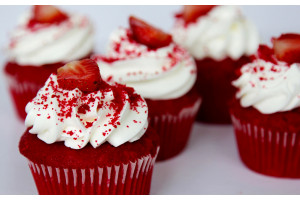 Cake Premix Red Velvet