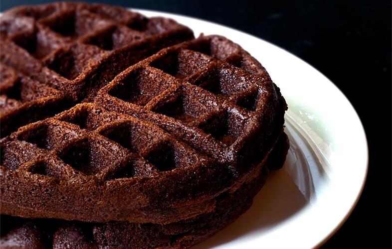 Belgian Waffle Premix Chocolate 4000g