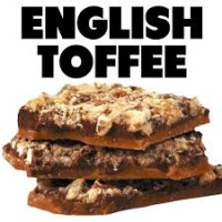 Sauce Premix English Toffee - 800G