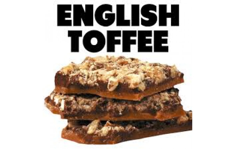 Ice Cream roll Premix English Toffee - 4000G