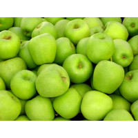 Ice Cream roll Premix Green Apple - 400G