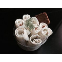 Ice Cream Roll Premix White - 400G