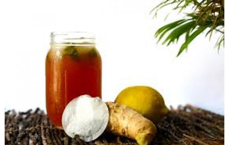 Ice Tea Premix Lemon Ginger Honey - 4000g
