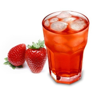 Ice Tea Premix Strawberry - 400g