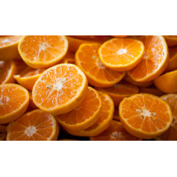 Ice Cream Premix Orange - 400G