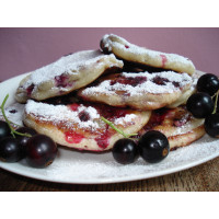 Pan Cake Premix Black Currant - 800g