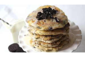 Pan Cake Premix Cookie N Cream - 4000g