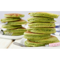 Pan Cake Premix Green Apple - 800g