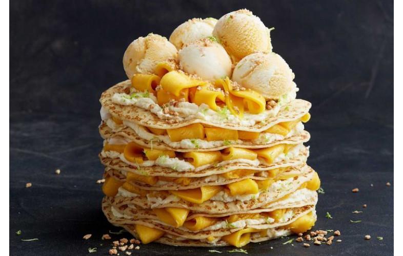Pan Cake Premix Mango - 400g