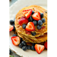 Pan Cake Premix Mix Berries - 4000g