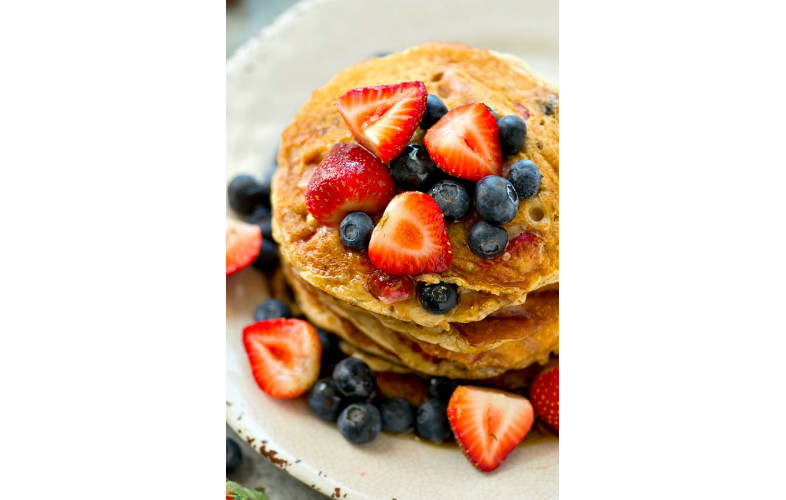 Pan Cake Premix Mix Berries - 800g