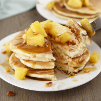 Pan Cake Premix Pineapple - 800g
