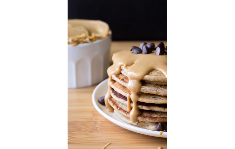 Pan Cake Premix Peanut Butter - 4000g