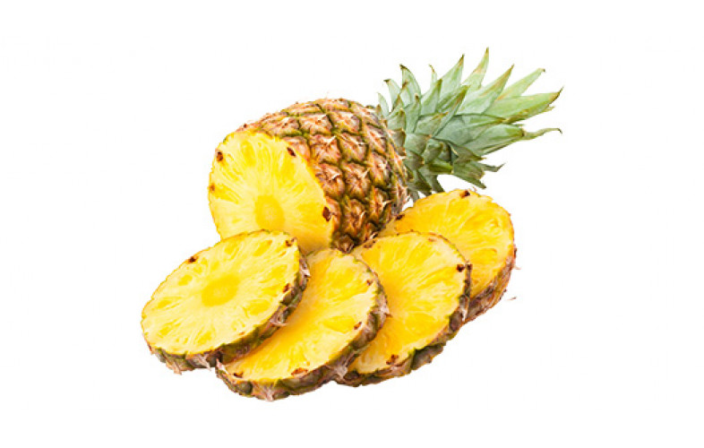 Nitrogen Ice Cream Premix Pineapple - 4000G