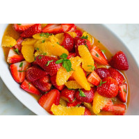 Softy Premix Orange Strawberry - 800G