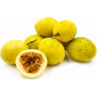 Sugar Free Softy Premix Passion Fruit - 400G