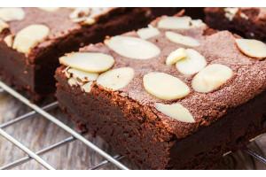 Brownie Premix Chocolate Almond - 4000g