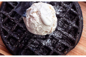 Protein Waffle Premix Charcoal - 4000G