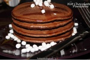 Pan Cake Premix Chocolate