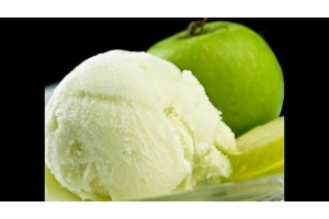 Ice Cream Premix Green Apple - 4000G