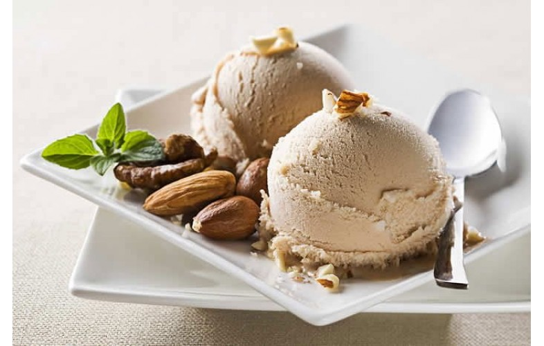 Ice Cream Premix Hazelnut - 800G
