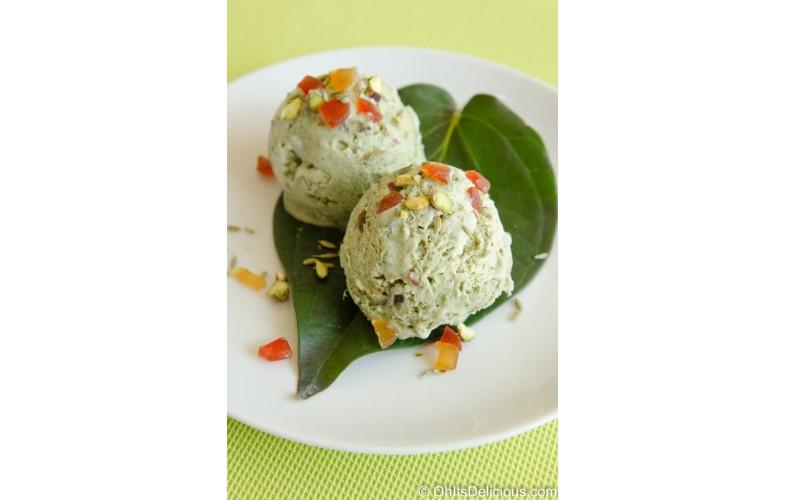 Ice Cream Premix Paan - 400G
