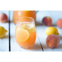 Lemonade Premix Peach Ginger - 800g