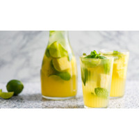 Lemonade Premix Pineapple - 4000g